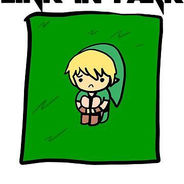 Link in park joke. by Rattaspi