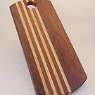 Bread Board by Robert's Woodworking Studio