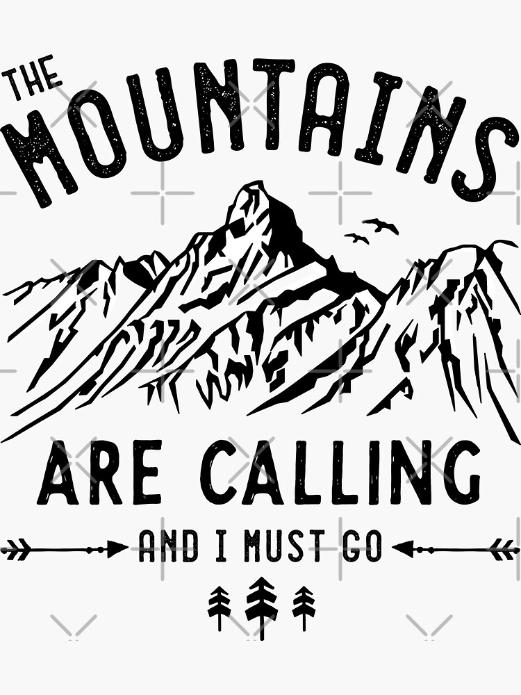 The Mountains are Calling by posay
