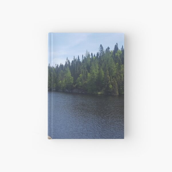 The Middle of Nowhere Hardcover Journal