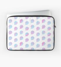 Kawaii Watercolour Ghosts (Unicorn) Laptop Sleeve