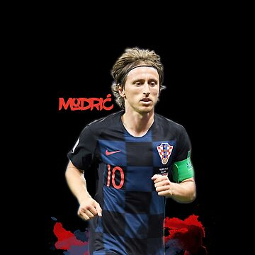 Luka Modrić by RedAngelDesigns