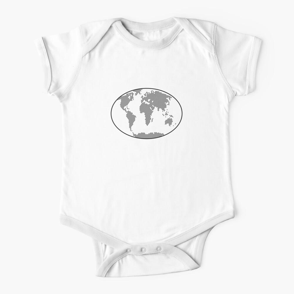 globe Baby One-Piece