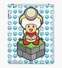 Vinilo o funda para iPad Capitán Toad!