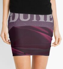 A Night on Arrakis Mini Skirt