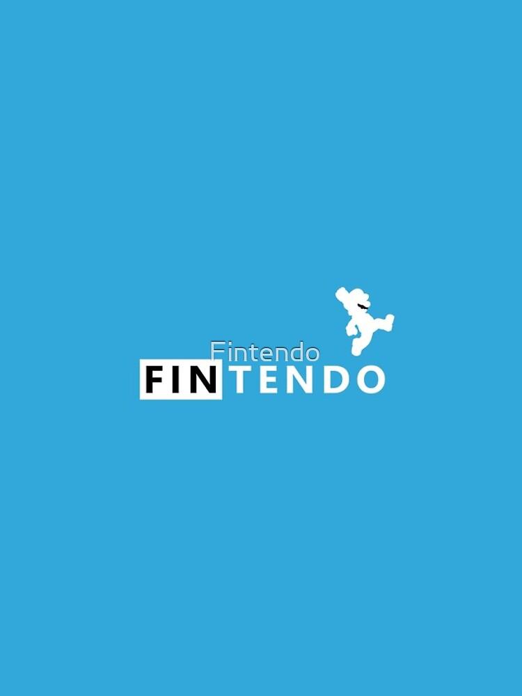 Fintendo Logo by Fintendo