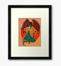 006 Framed Print