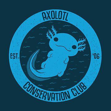 Club de Conservación Axolotl de LiRoVi