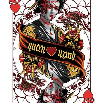 Queen of Hearts by pavelomg