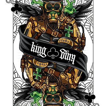 King of Clubs by pavelomg