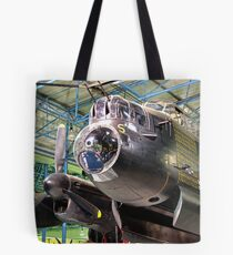 The Avro Lancaster - R.A.F. Museum Hendon Tote Bag