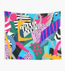 JUNGLE FREESTYLE 2 Wall Tapestry