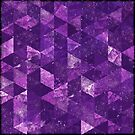 Abstract Geometric Background #35 by Amir Faysal