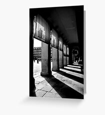 Plaza d'Espagna Greeting Card