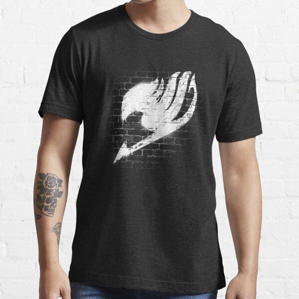 Fairy Tail Grunge Guildmark Essential T-Shirt