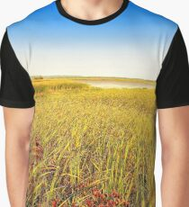 Bird Wildlife Area Graphic T-Shirt