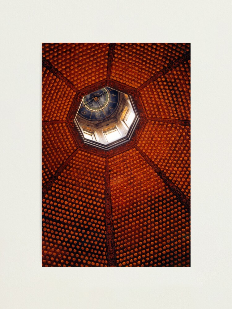 Alternate view of Uffizi Gallery Photographic Print