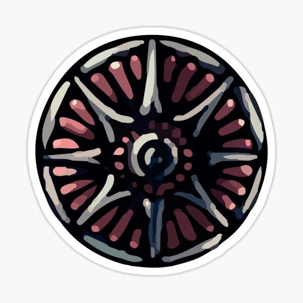 Wayward Compass - Hollow Knight Sticker