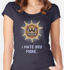 Sunny Hatred Women's Fitted Scoop T-Shirt