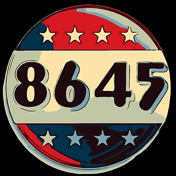 8645 Impeach Trump  by House-of-Roc