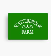 Scatterbrook Farm Canvas Print