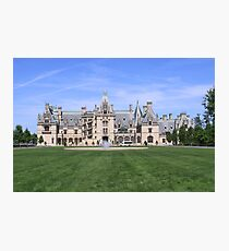 The Biltmore Estate Main House Photographic Print