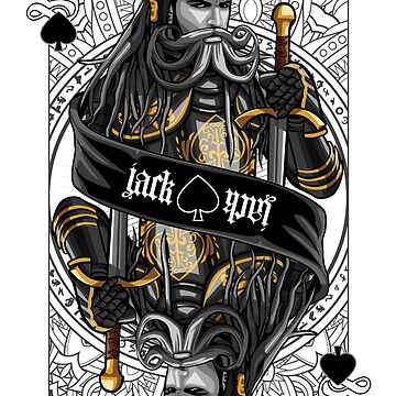 Jack of Spades by pavelomg