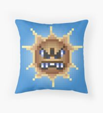 Sunny Hatred Throw Pillow
