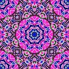 kaleidoscope Flower G532 by MEDUSA GraphicART