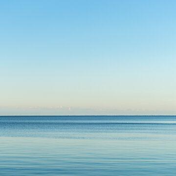 Gorgeous Blue Peace by GeorgiaM