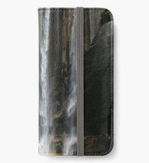 Vernal Falls, Yosemite iPhone Wallet/Case/Skin