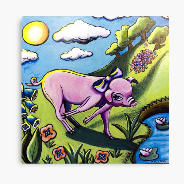 More Bacon for yer Buck Canvas Print