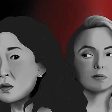 Killing Eve by anatomyautumnal
