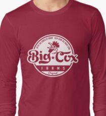 Big Cox farms Long Sleeve T-Shirt