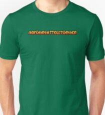 Laxative striker T-shirt Unisex T-Shirt