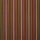 Neon Lines by Donna Sensor Thomas