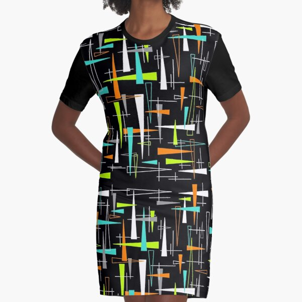 Triunity (black)  Graphic T-Shirt Dress