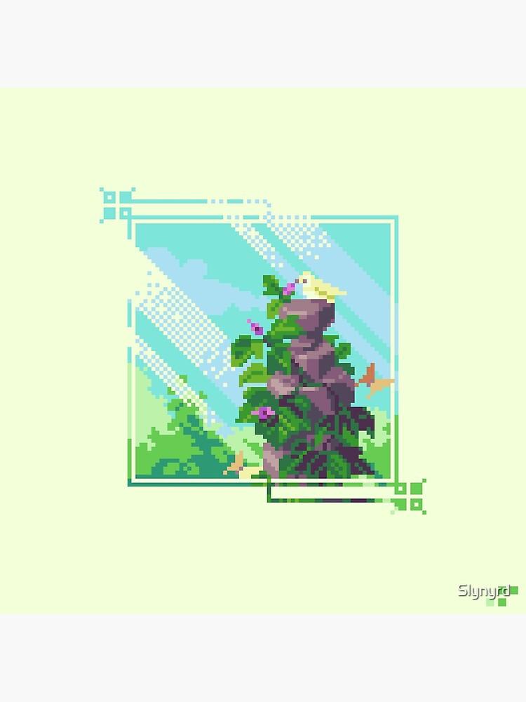 Sacred Groves - 4 by Slynyrd