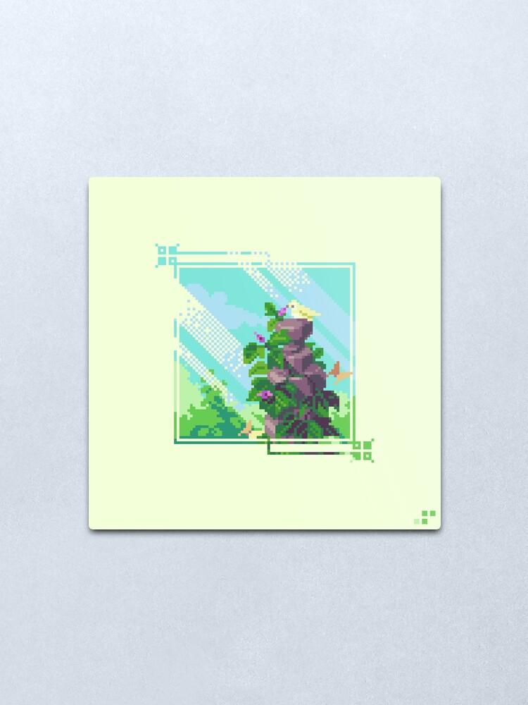 Alternate view of Sacred Groves - 4 Metal Print