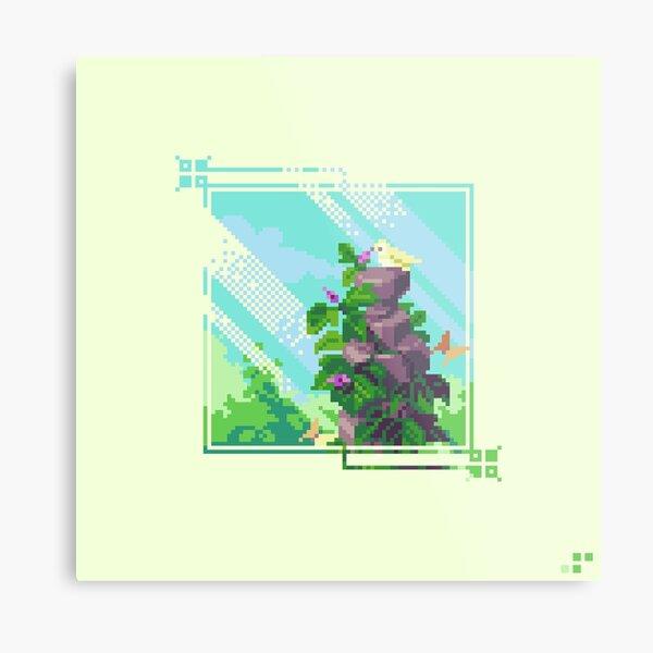 Sacred Groves - 4 Metal Print