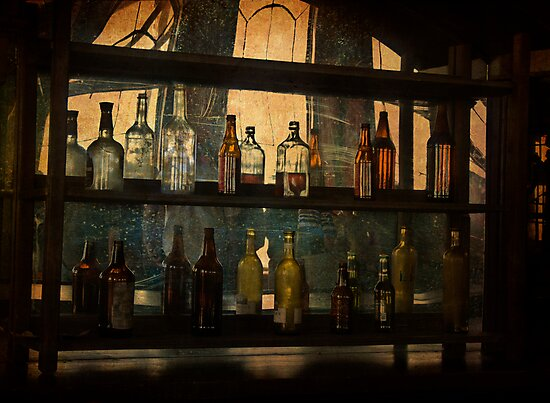 Behind the Bar by Linda Gregory