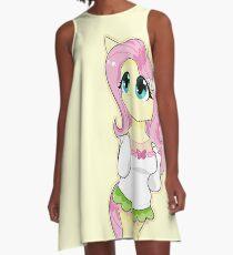 Fluttershy A-Line Dress