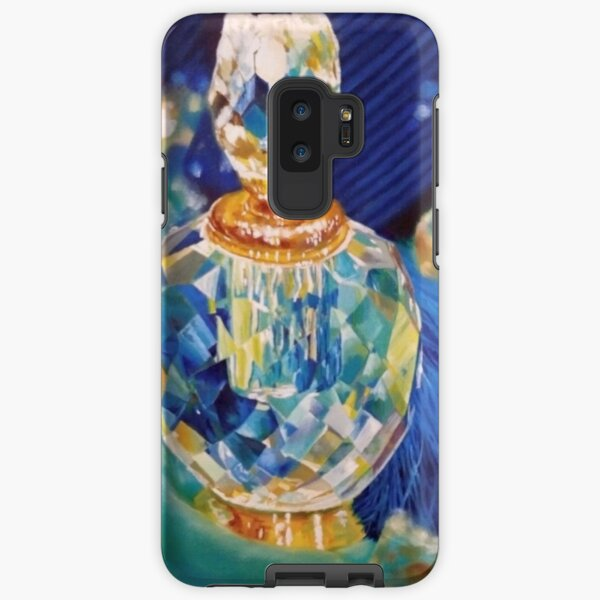 Perfume bottles and Silk shawls Samsung Galaxy Tough Case