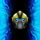 Battle Droid by Wroxhawk