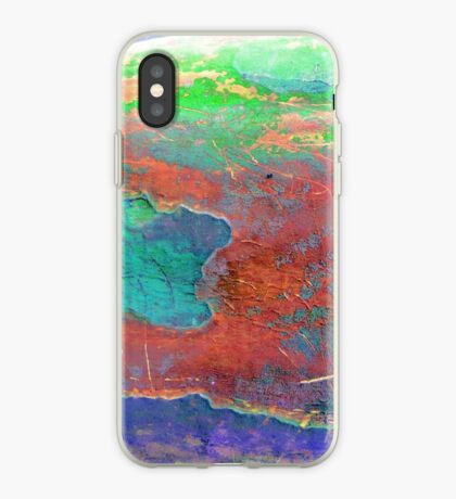 Map of Colors iPhone Case