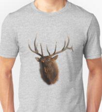 Elk Charging T-Shirt