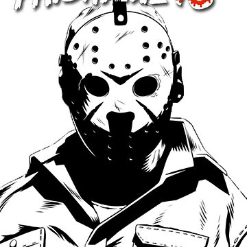 friday the 13th  by DeadThreads