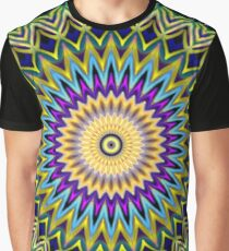 Vibrating Conciousness Graphic T-Shirt