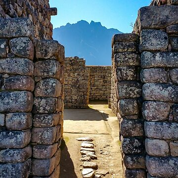 Trail of Machu Picchu by adrianabreuf