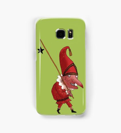 Mr. Punch and the Dark Star Samsung Galaxy Case/Skin